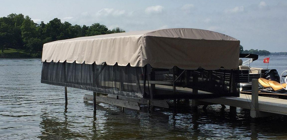 ABC Canopies | Marine Curtains - America's Best Canopies